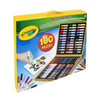 Crayola Velká kreativní sada 100 ks
