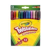 Crayola Voskovky twist 12 ks
