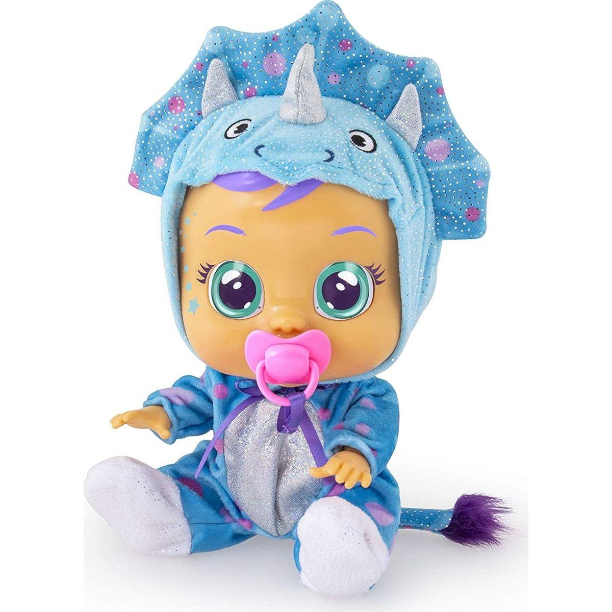 Cry Babies interaktívne bábika Fantasy Tina