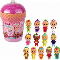 Cry Babies Magic Tears magické slzy série Tutti Frutti růžové
