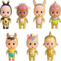 Cry Babies Magic Tears magické slzy zlatá edice 2