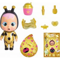 Cry Babies Magic Tears magické slzy zlatá edice 4