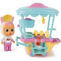Cry Babies Magic Tears pekařský vozík Cony