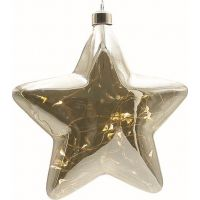 Marimex Crystal Závěsná Hvězda 18 cm 4