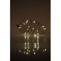 Marimex Crystal Závěsná Zlatá Šiška 22 cm 5
