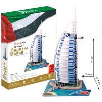 CubicFun 3D Puzzle Burj Al Arab 101 dílků