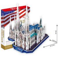CubicFun Puzzle 3D Katedrála Sv.Patrika 117 dílků