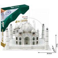 CubicFun  17C081 - Puzzle 3D Taj Mahal - 87 dílků