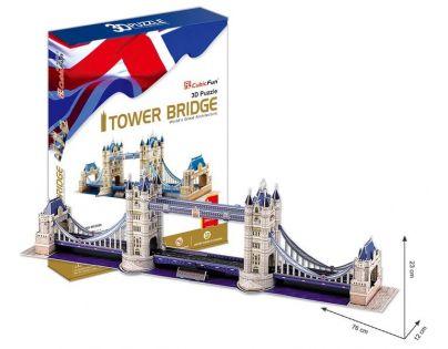 CubicFun 3D Puzzle Tower Bridge 120 dílků