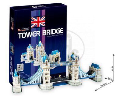 CubicFun 17C702 - 3D Tower Bridge, 41 dílků