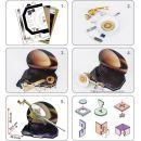 CubicFun Puzzle 3D Družice Voyager 71 dílků 3