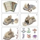 CubicFun Puzzle 3D Duomo di Milano 251 dílků 2