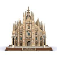 CubicFun Puzzle 3D Duomo di Milano 251 dílků 3