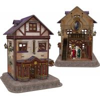 CubicFun Puzzle 3D Harry Potter Šikmá ulička Quality Quidditch™ 71 dílků