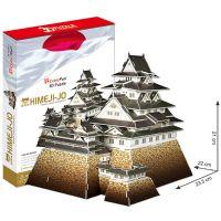 CubicFun 3D Puzzle Hrad Himeji-Jo 89 dílků