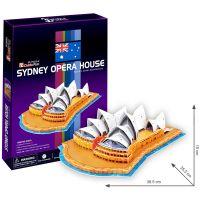 CubicFun Puzzle 3D Opera v Sydney 58 dílků