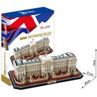 CubicFun 3D Puzzle Palác  Buckingham 72 dílků
