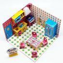 CubicFun Puzzle 3D Pokojíček Kuchyně 65 dílků 2