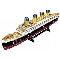 CubicFun  17C4012 - Puzzle 3D Titanic  – 35 dílků