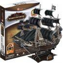 CubicFun Puzzle 3D Válečná loď Queen Anne 155 dílků 2