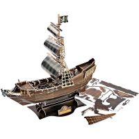 CubicFun Puzzle 3D Válečná loď Queen Anne 155 dílků 5