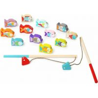 Cubika Rybolov dřevěná hra
