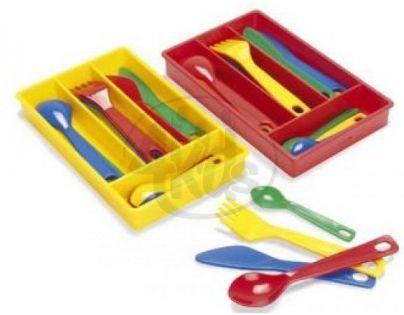 Dantoy 4230 - Kuchyňské příbory v boxu