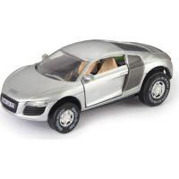 Darda Audi R8 stříbrné