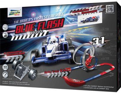 Darda Blue Flash závodní dráha