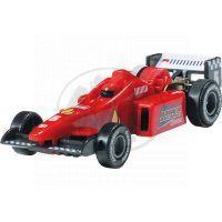 Darda Motor Formule 1 červená