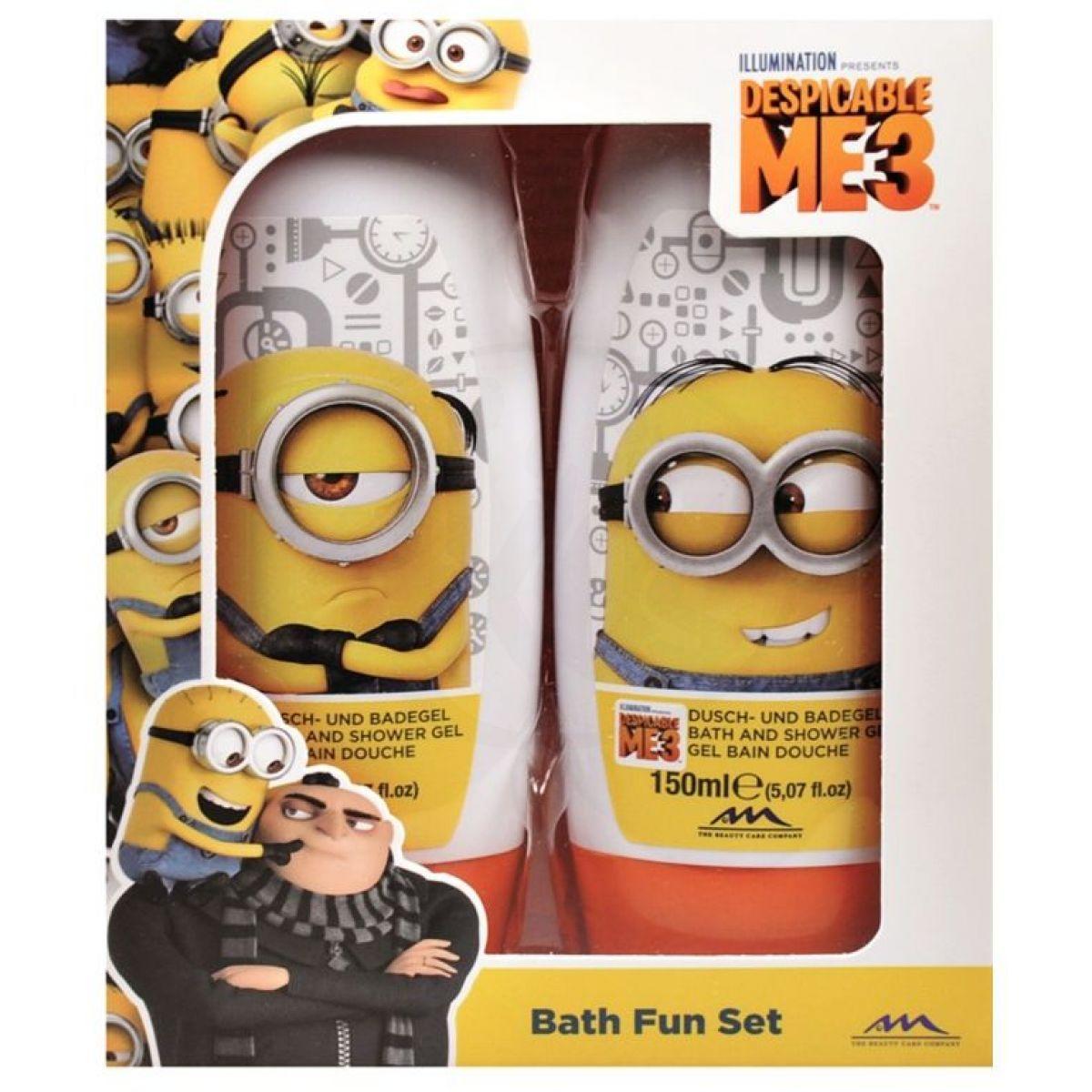 EP Line Mimoni III. sprchový a koupelový gel 2 x 150 ml dárková sada 807a56895d