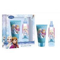 Dárková sada Frozen Tělový sprej se sprchovým gelem 2 x 150 ml