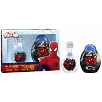 Dárková sada Marvel Spiderman Toaletní voda 100 ml a sprchový gel 300 ml