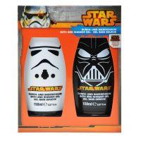 Dárková sada Star Wars 2 x koupelový a sprchový gel 150 ml