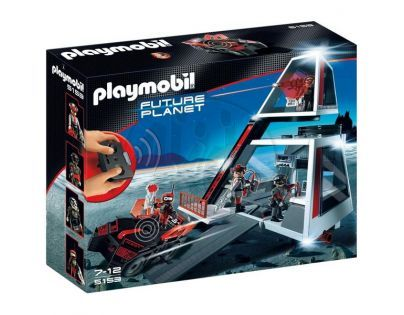 Playmobil 5153 - Darksters Velitelství