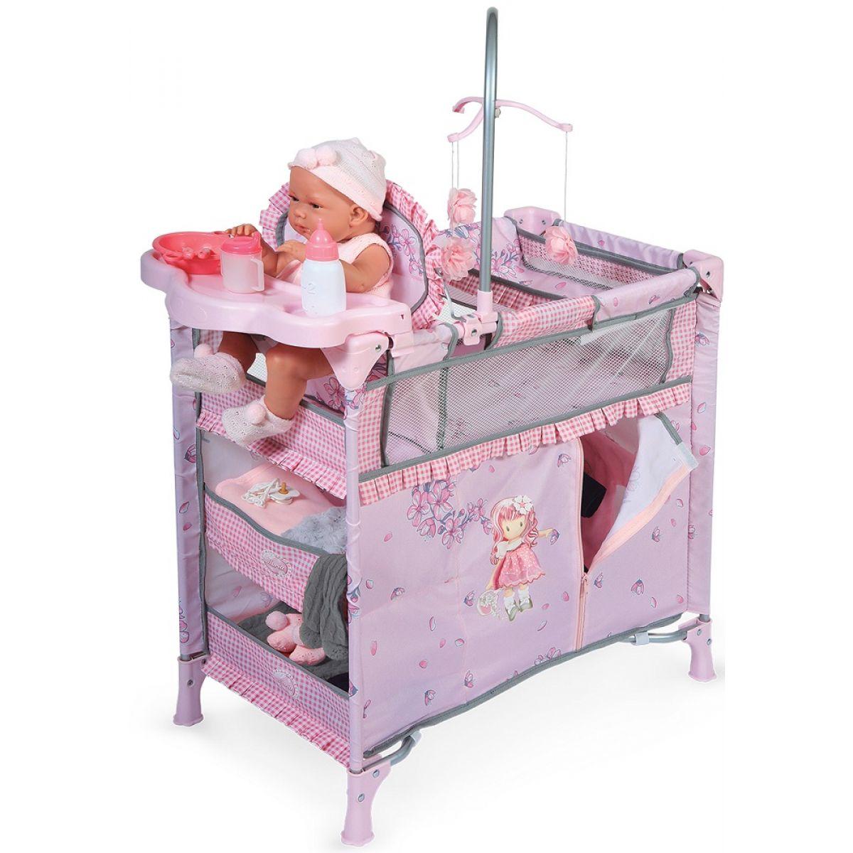 DeCuevas Postýlka pro panenky Maria