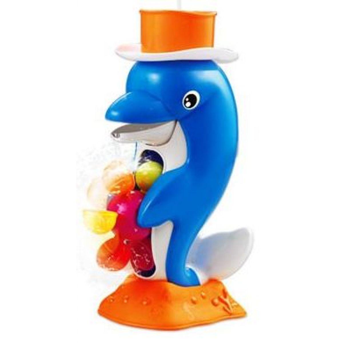 Delfín na vodu mlýnek