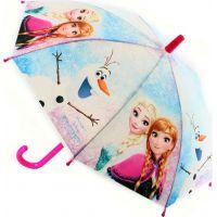 Deštník Frozen manuální