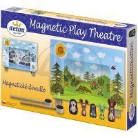 Detoa 12971 - Magnetické divadlo Krtek