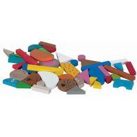 Detoa Magnetické puzzle ZOO 2