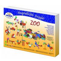 Detoa Magnetické puzzle ZOO 5