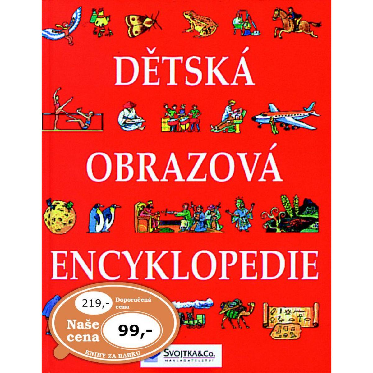 Svojtka Dětská obrazová encyklopedie