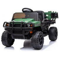Made Dětské elektrické auto s nákladním prostorem 12V na dálkové ovládání
