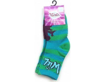 Dětské ponožky Witch vel. 27 - 31