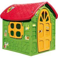 Dětský domeček na zahradu s obrázky - Poškozený obal