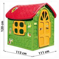 Dětský domeček na zahradu s obrázky 2