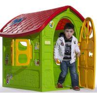 Dětský domeček na zahradu s obrázky 4