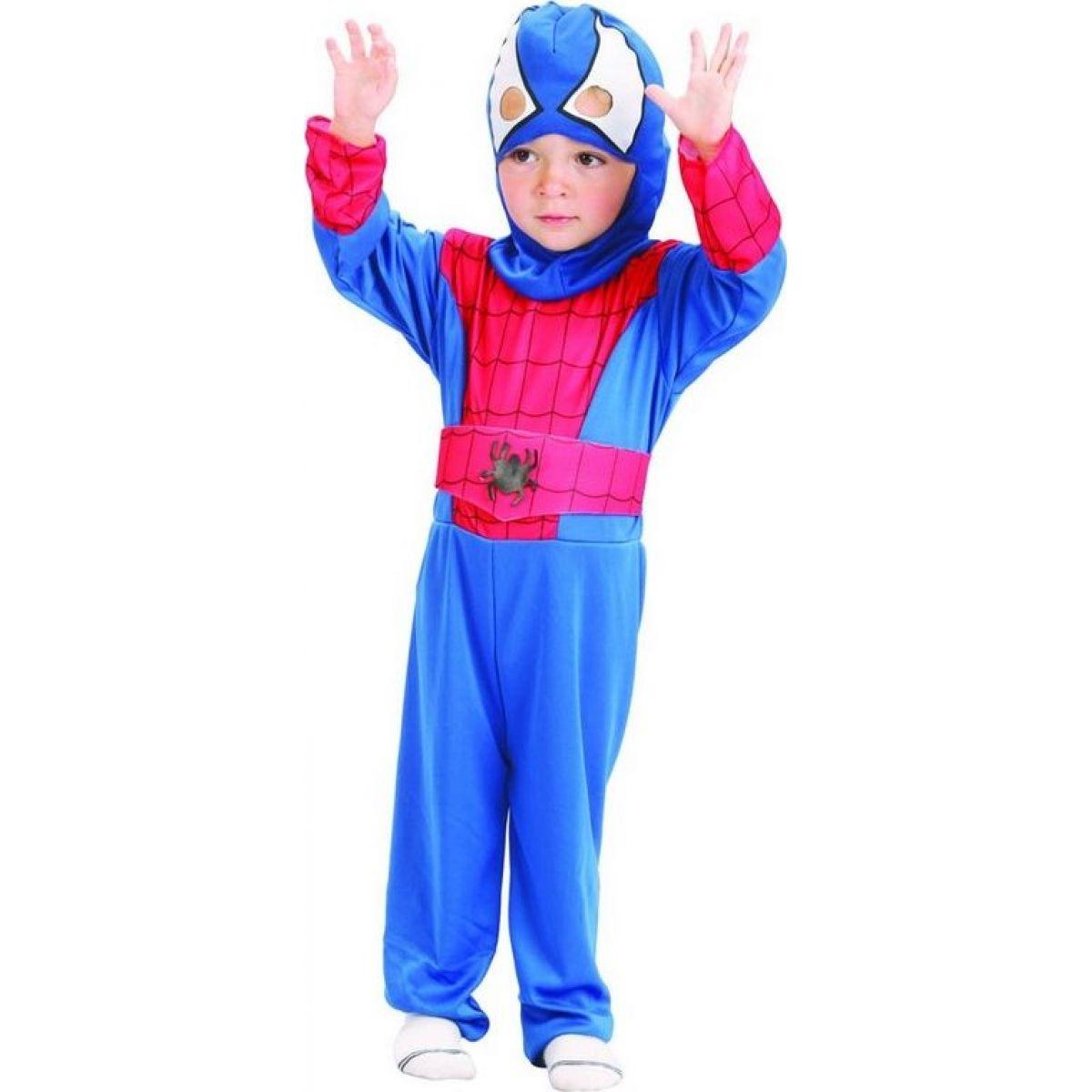 Made Dětský karnevalový kostým Pavoučí hrdina 92-104 cm