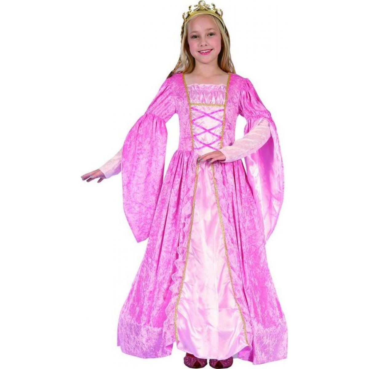Dětský karnevalový kostým Princezna 120-130 cm