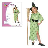 Dětský kostým Čarodějnice 120-130cm